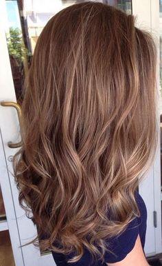 35 Light Brown Hair Color Ideas 2017 L O C K S Pinterest Hair