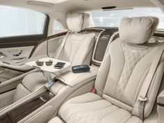 Mercedes Benz Maybach Clase S