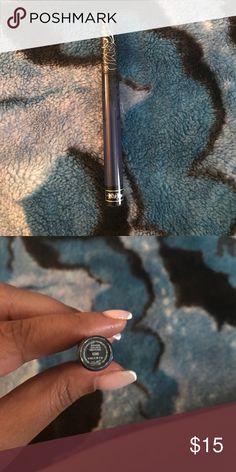 Lipstick Kat Von D lightly used to swatch in ECHO Makeup Lipstick
