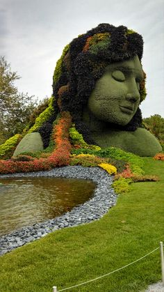 Get inspired with the many ways to decorate your yard with fantastic topiary garden ideas, each with their charm. For more, visit http://glamshelf.com