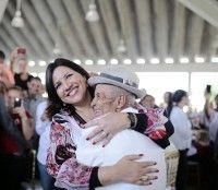 VÍDEO: Margarita Cedeño envía mensaje de Navidad