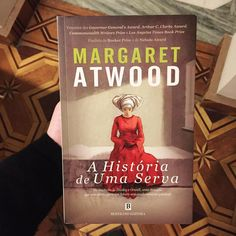 A few years ago the Portuguese publisher for Margaret Atwood's The Handmaid's Tale bought the rights to my illustration to use for the cover. It was such an honor, as it's one of my favorite books. Yesterday I got to actually buy it in Portugal, which was fun and surreal. #kidlitart #handmaidstale #margaretatwood #bookcover #illustration Margaret Atwood, Commonwealth, Portuguese, Maid, Portugal, My Favorite Things, Film, Cover, Illustration