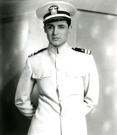 Cary Grant as 'Lieutenant B.F. Pinkerton' in Madame Butterfly (1932)