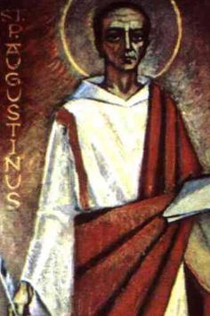 st augustine of hippo, the african