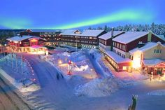 Hotel Hullu Poro Levi Conveniently located in the heart of Levi Ski Resort, Hotel Hullu Poro offers free Wi-Fi and plenty of leisure and relaxation facilities. Sirkka village centre is within 5 minutes' walk.