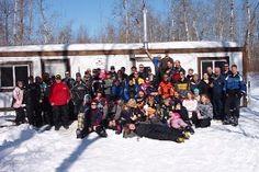 Sled'N Snap - Sled, Snowmobile Photo Contest- Fort Saskatchewan Snow Angels
