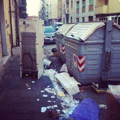 #pisa degrado urbano: la natura colpisce i cittadini contribuiscono @pisaconnection @visitpisa #tuscany #toscana #it #ita @instagram @igerspisa @pisaometiseiridotta #immondizia #city #turismo @filippeschi_m