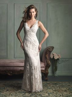Allure Bridals: Style: 9116...If we ever renew our vows...this would be the dress...
