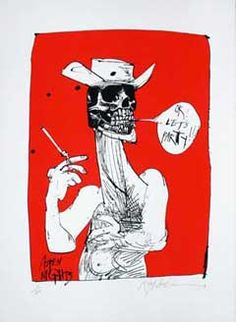 Ralph Steadman - Gonzo. Fear and Loathing in Las Vegas