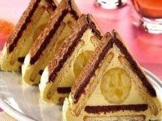 Menedékház-sütemény! Nagyon jól néz ki, finom és még sütni sem kell! A legjobb választás!