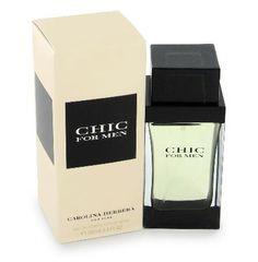 Chic For Men Carolina Herrera Kolonjska voda - parfem za muškarce 2003