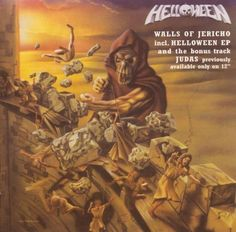 Walls of Jericho by Helloween (2002-10-22) Sanctuary Records…
