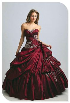 Love the color and fabric. Cut the skirt down for evening gown