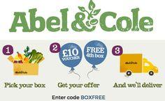 Organic Delivery - £10 Voucher + Free Box: https://ethicalrevolution.co.uk/organic-delivery-10-voucher-free-box #Freebies, #OrganicSeptember, #Voucher, #VoucherCodes @abelandcole