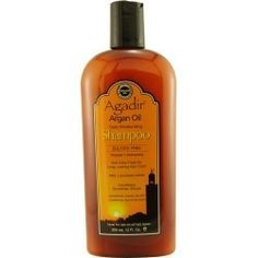AGADIR by Agadir ARGAN OIL DAILY MOISTURIZING SHAMPOO 12 OZ  Package Of 3  *** See this great product.(This is an Amazon affiliate link and I receive a commission for the sales)
