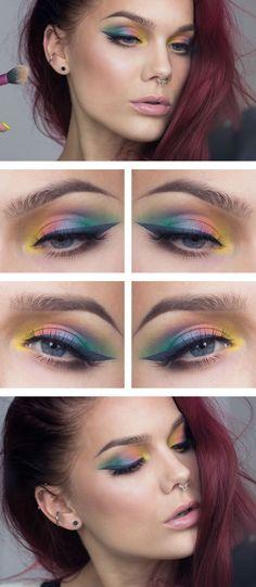 Rainbow make