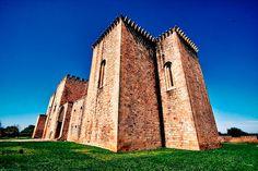 Mosteiro de Santa Maria de Flor da Rosa [Pousada do Crato] - Crato, Alentejo.