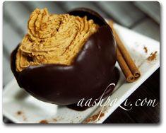 Pumpkin Mousse recipe from Aashpazi (persian food)