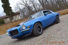 eBay: 1970 Chevrolet Camaro RS 396 4SPD 1970 CAMARO RS 396 4SPD COMPLETE NUT BOLT HIGH QUALITY RESTORATION MULSANNE BLUE #classiccars #cars