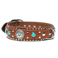 Our Beautifully Designed Leather Dog Collars are all handmade in the USA, many styles, super soft edges, made from Heavy Latigo Leather to last a lifetime! Dog Collars & Leashes, Leather Dog Collars, Dog Bedroom, Dog Training Tools, Leather Jewelry, Leather Bracelets, Cool Pets, Collar And Leash, Sell Items