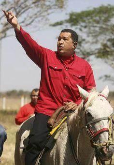 La vida de Chávez, en imágenes - RTVE.es