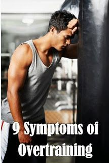 9 Symptoms of Overtraining & What To Do About It