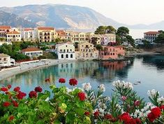 Cephalonia or Kefalonia Islands in western Greece: Best Greek Islands, Greece Islands, The Places Youll Go, Places To Visit, Beautiful World, Beautiful Places, Places To Travel, Travel Destinations, Places In Greece