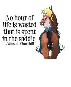 "Dana's Doodles - No hour of life....Saddle Seat 8"" x 10"" Unmatted Print, $14.99 (http://www.danasdoodles.com/no-hour-of-life-saddle-seat-8-x-10-unmatted-print/)"