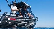 Make: Stacer Boats  Made in Australia and have a wide range of aluminium and GRP boats.   Visit page for all models.