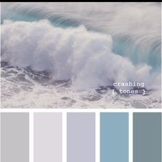 Beachy colors