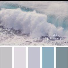 Beachy colors