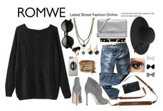 """""""Rom-We"""" by laura-wild-1 ❤ liked on Polyvore featuring Levi's, Gianvito Rossi, MICHAEL Michael Kors, Ettika, Monki, ALDO, Marc by Marc Jacobs, Lipsy and Accessorize"""