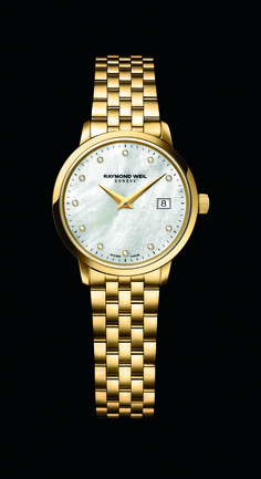 The toccata watch collection for men and women. This model is the ladies  29mm model 68af781f46