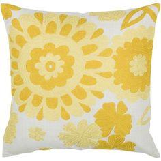 Yellow on yellow flower