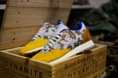 "Image of Bodega x Reebok Classic Leather Lux ""U.S.B.D.G.A."""