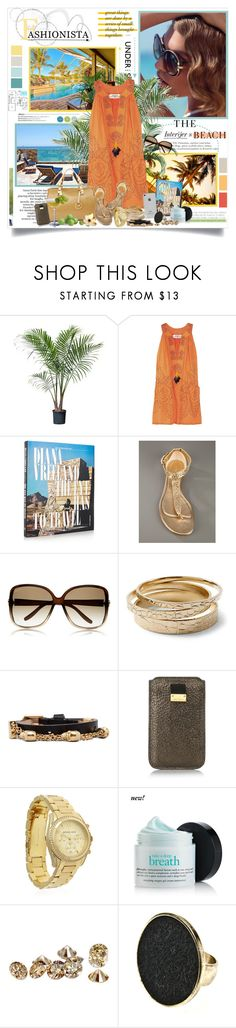 """Summer dreams"" by auby ❤ liked on Polyvore featuring Louis Vuitton, South Beach, Easton Pearson, Diana Vreeland, Casadei, H&M, Gucci, White House Black Market, Alexander McQueen and Jimmy Choo"