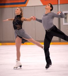 IDE Nationals Send-Off Gala || Piper Gilles and Paul Poirier