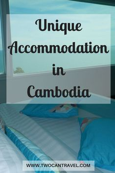 Looking for somewhere extraordinary to stay during your trip to Cambodia? If you're interested in staying at places that are eco-friendly, historical, or improbably stunning, then check out this list of unique accommodation in Cambodia. From the beaches to the rivers, to the cities, we've got you covered.