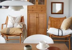 More wood and white.. love it.