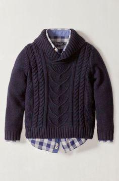 Camisolas & Cardigans - BOYS - Massimo Dutti - Portugal - 39,95eur