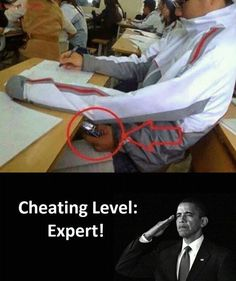 Funny Memes About Cheating ft. Funny School Jokes, Some Funny Jokes, Funny Pins, Funny Texts, Hilarious, Funny Images, Funny Photos, Image Meme, Lol
