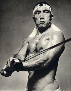 "Yukio MISHIMA (1925~1970), Japanese author: ""True beauty is something that attacks, overpowers, robs, and finally destroys."" ― Yukio Mishima 三島由紀夫"