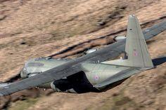 https://flic.kr/p/MPehxd   'Exit the BLWCH', C-130J C.4, Hercules, ZH883   LFA7, BWLCH Top Shelf, Machynlleth, North Wales