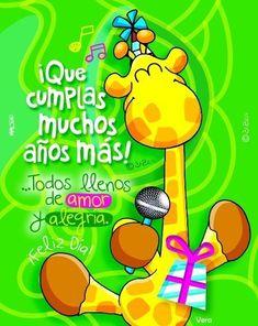 45 Feliz Cumpleaños Amor con Frases bonitas, Mensajes y Felicitaci ones Happy Birthday Wishes Cake, Birthday Wishes For Friend, Happy Wishes, Happy Birthday Greetings, Birthday Messages, Birthday Quotes, Happy Birthday In Spanish, Happy Birthday Pictures, Happy B Day Images
