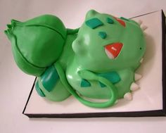 Bulbasaur Birthday cake Ideas