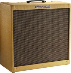 Someday, this might be my next amp: '59 Bassman® LTD | Fender Vintage Reissue Series | Fender Amps