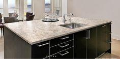 """Cambria Quartz """"Berwyn"""" Cambria Countertops, Cambria Quartz, Cambria Berwyn, Espresso Cabinets, Benjamin Moore Colors, Quartz Stone, Kitchen Living, News Design, New Homes"""