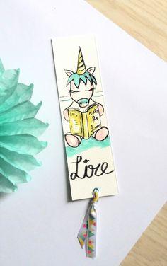 watercolor page mark - Ecosia - pagemar Creative Bookmarks, Cute Bookmarks, Diy Arts And Crafts, Fun Crafts, Diy Marque Page, Diy Paper, Paper Crafts, Tarjetas Diy, Pinturas Disney