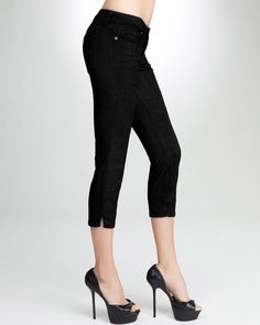 Getting this today! High Rise Jeans, Style Me, Curves, Capri Pants, Trousers, Skinny, Chic, Womens Fashion, Clothes