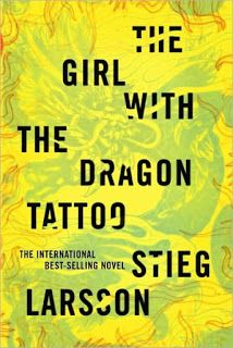 The Book: The Girl with the Dragon Tattoo by Stieg Larsson